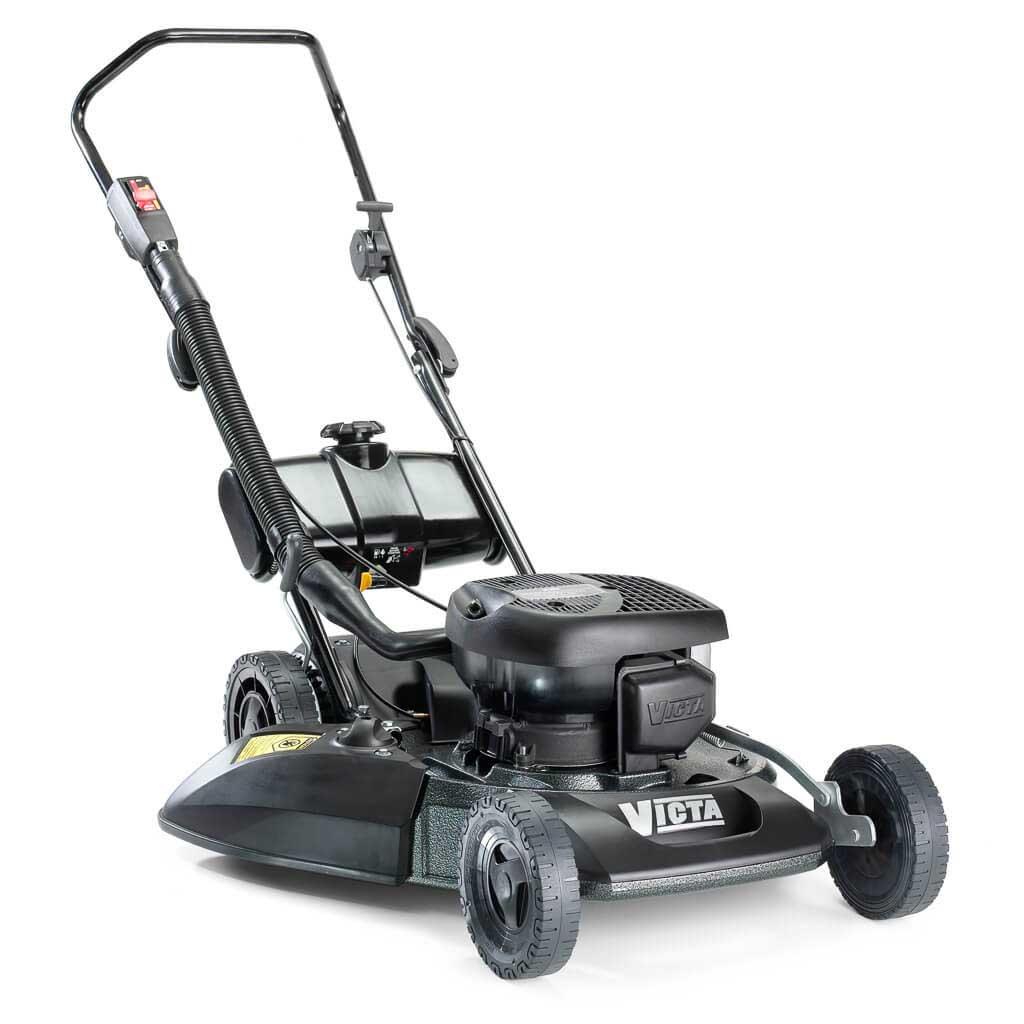 professional lawn mowers victa