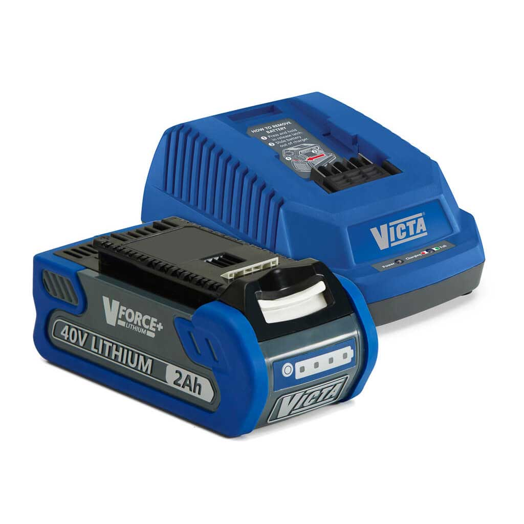 2Ah Lithium Ion Battery  Charger Kit