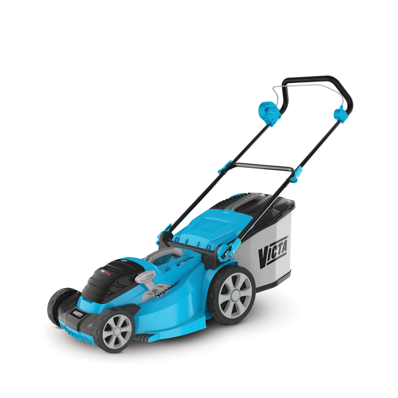 18V Cordless Lithium-Ion Mower Kit