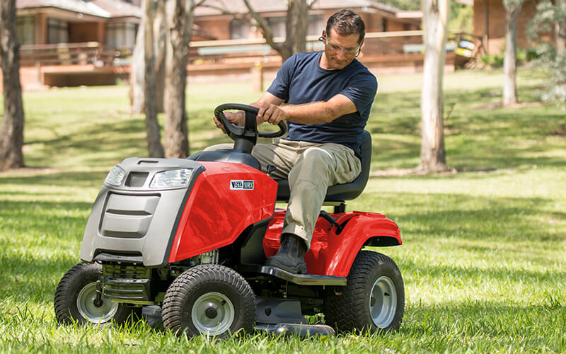 Ride On Mower >> Ride On Mowers Buying Guide Victa