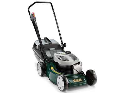 Limited edition Aussie 2-stroke lawn mower by Victa