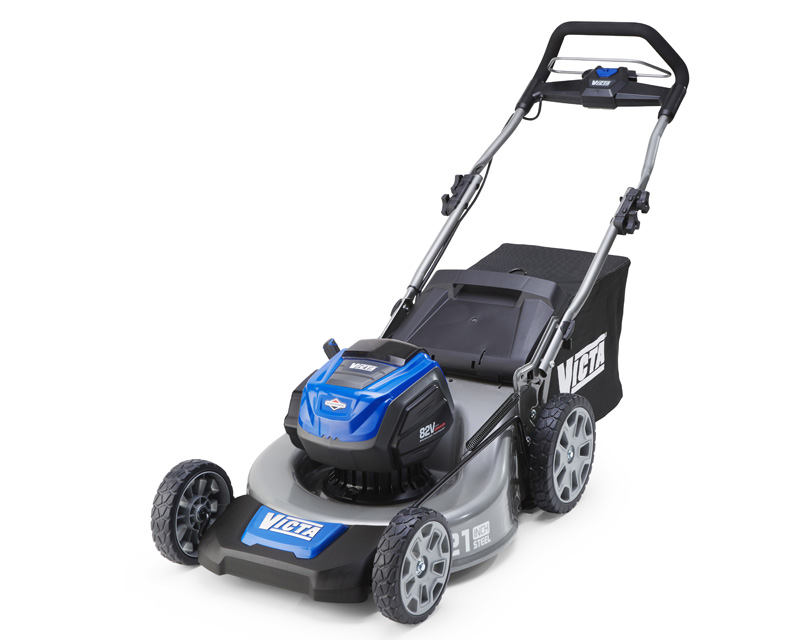 Battery Powered Mowers And Lawn Equipment Victa