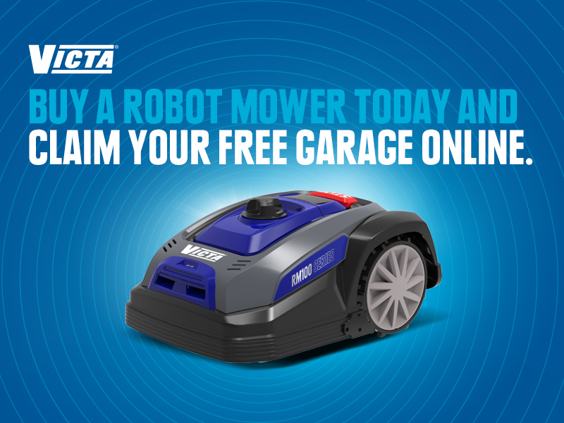 Robot Mower Campaign