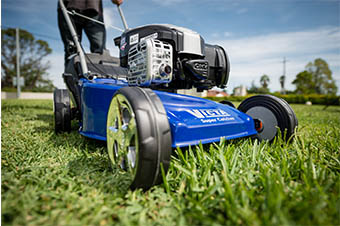 Benefits of Mowing Your Lawn by Victa