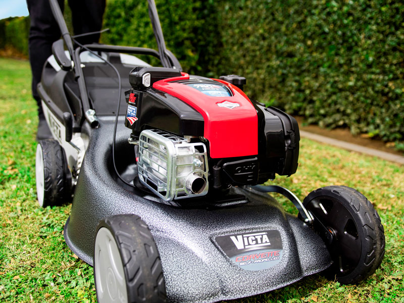 Choosing a Victa Lawn Mower